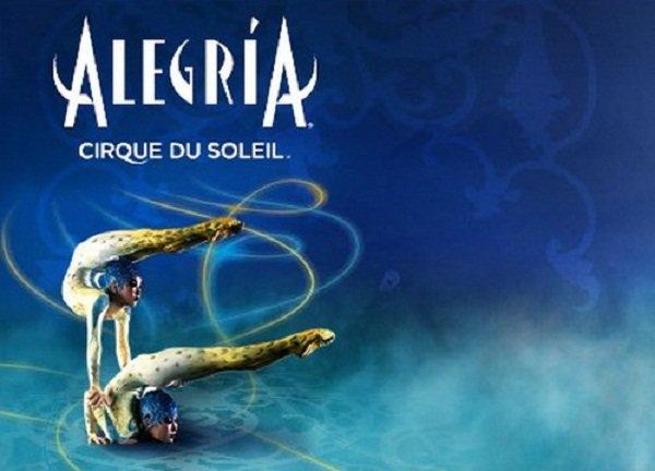 Κερδίστε 2 διπλές προσκλήσεις για την μουσική παράσταση «Alegría» | tovima.gr