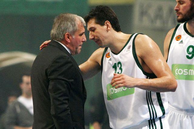 Ο Ομπράντοβιτς χαρακτήρισε… πρόκληση για τον ΠΑΟ τα ματς με τη Μπαρτσελόνα | tovima.gr
