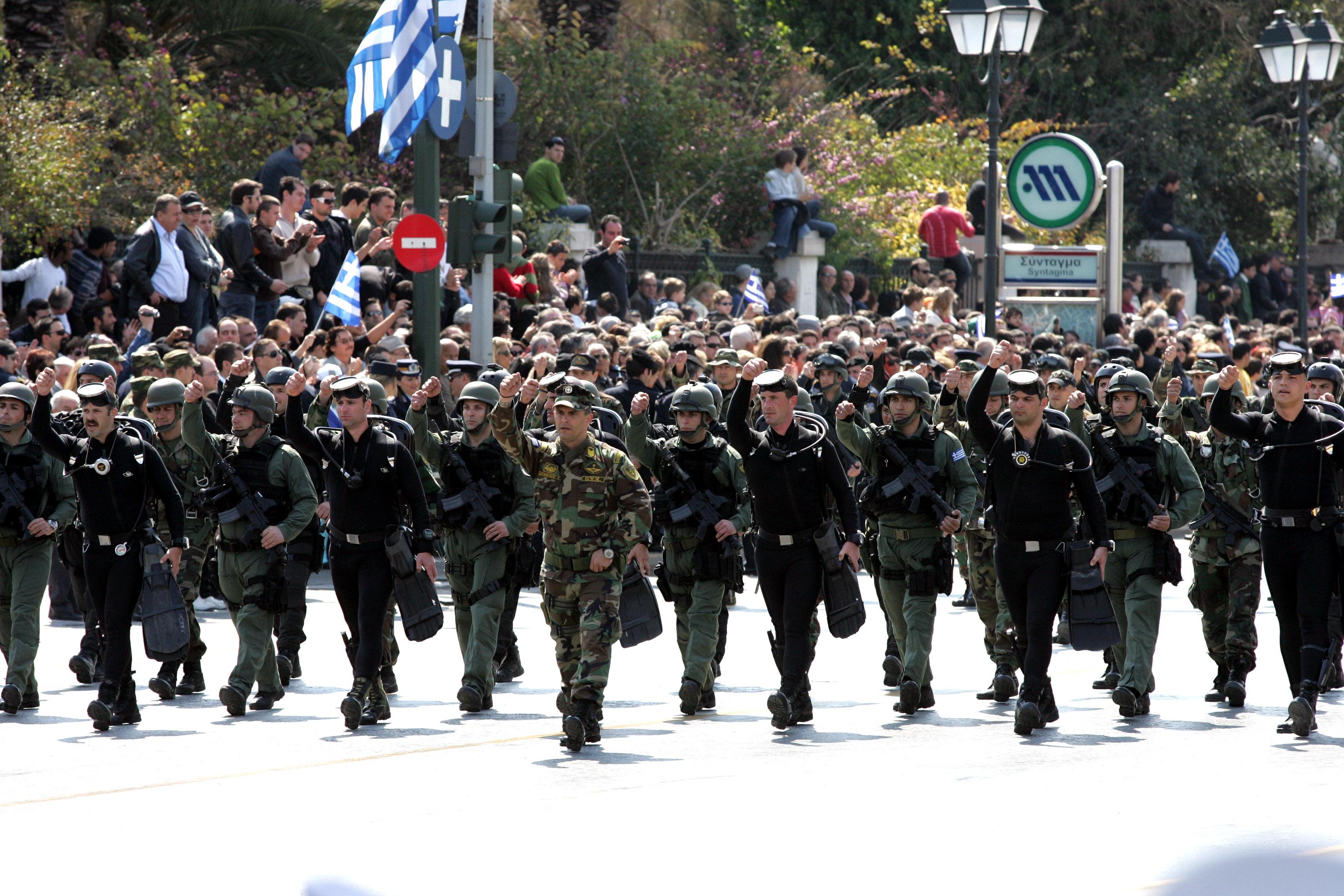 Κυκλοφοριακές ρυθμίσεις στην Αθήνα λόγω της στρατιωτικής παρέλασης   tovima.gr