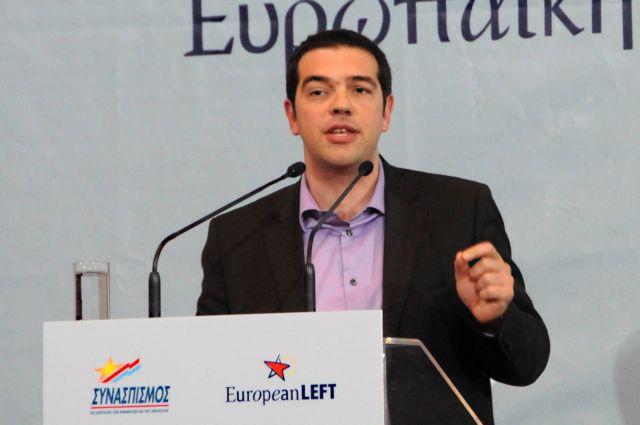 Αλ. Τσίπρας : «Ο Πρωθυπουργός ψεύδεται και λασπολογεί» | tovima.gr