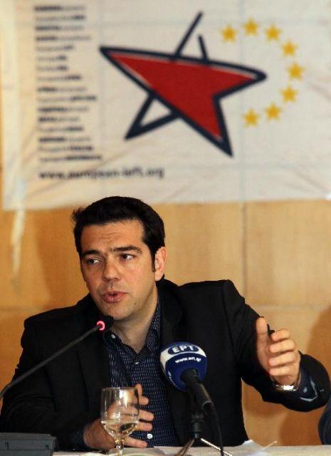 Αλέξης Τσίπρας: «Η έξοδος από το ευρώ, νέα αδιέξοδα στους λαούς» | tovima.gr