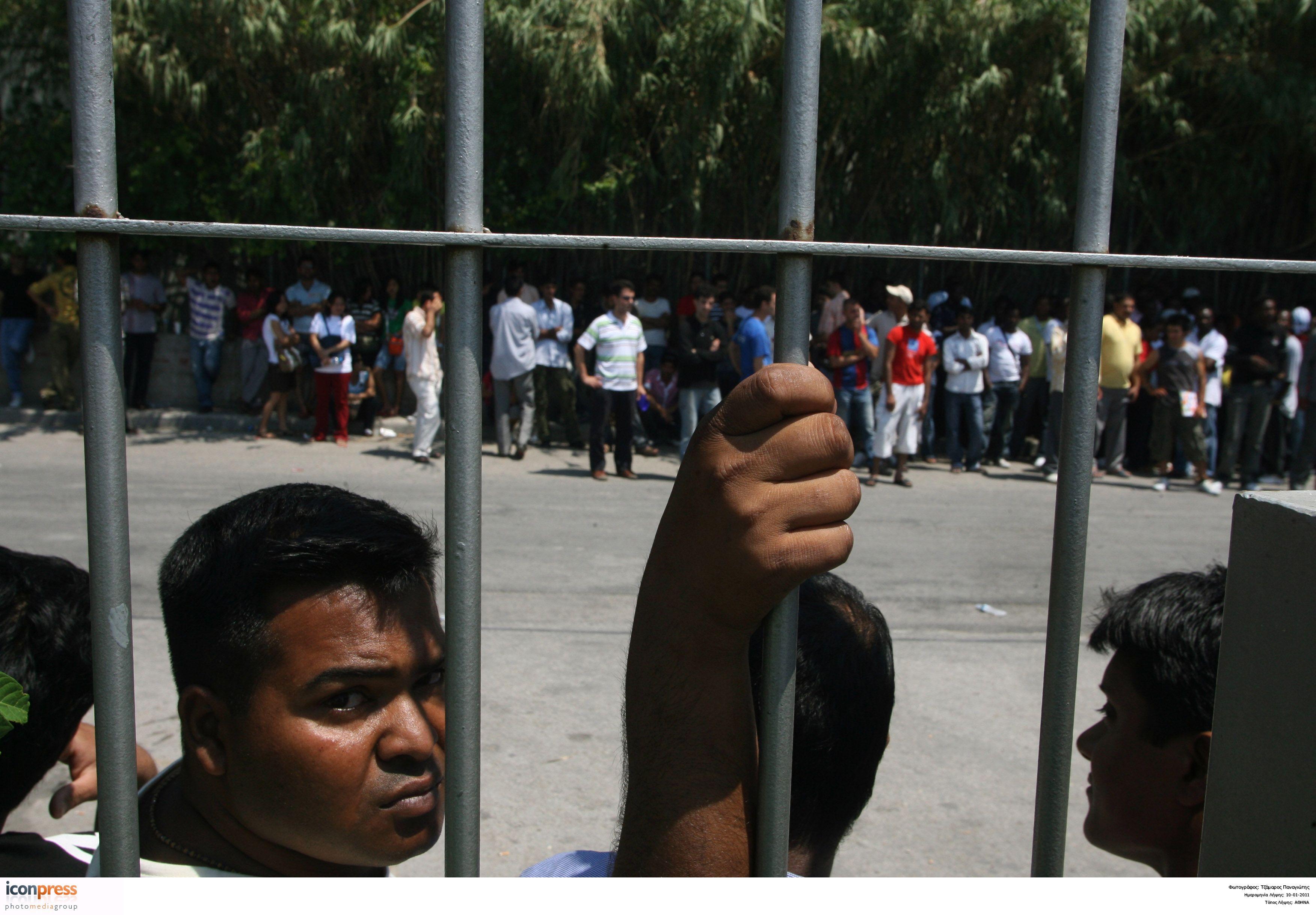 Ευρω-καταδίκη της Ελλάδας για τις συνθήκες κράτησης των μεταναστών   tovima.gr
