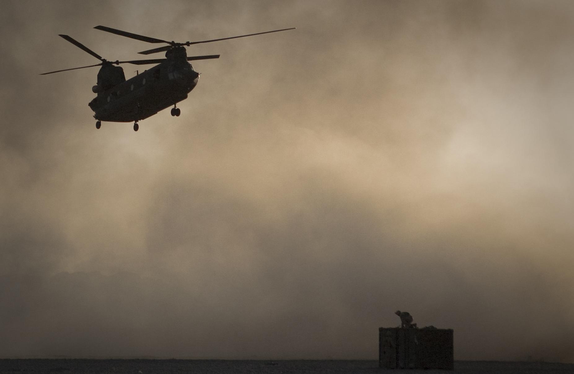 Οι Ταλιμπάν κατέρριψαν το αμερικανικό ελικόπτερο | tovima.gr