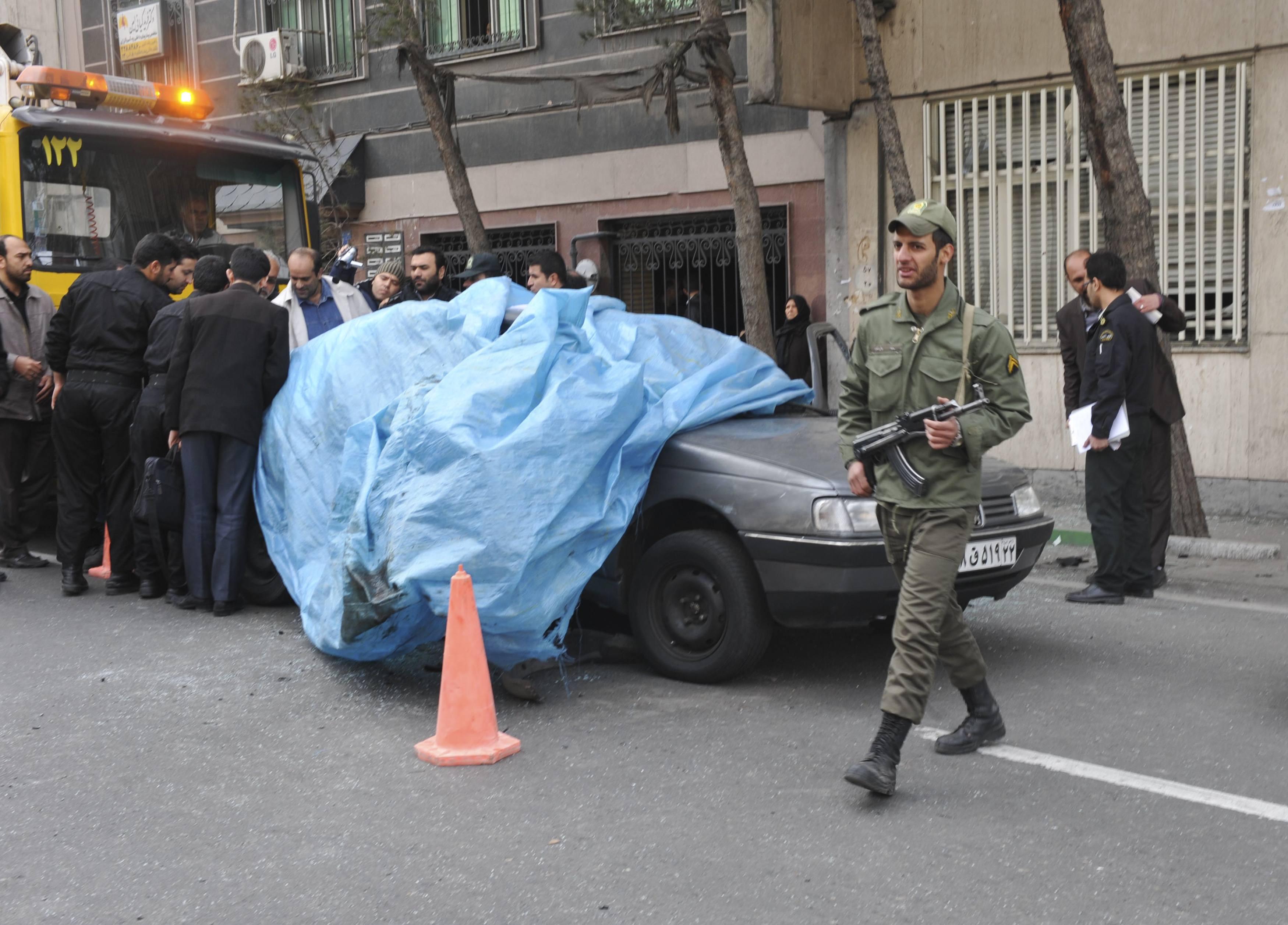 ΗΠΑ: Αρνούνται ανάμειξή τους στη δολοφονία του ιρανού επιστήμονα   tovima.gr