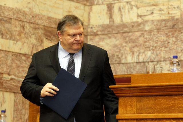 Ευ. Βενιζέλος: «Ολοι έχουμε ευθύνες, ας γίνουμε μέρος της λύσης»   tovima.gr