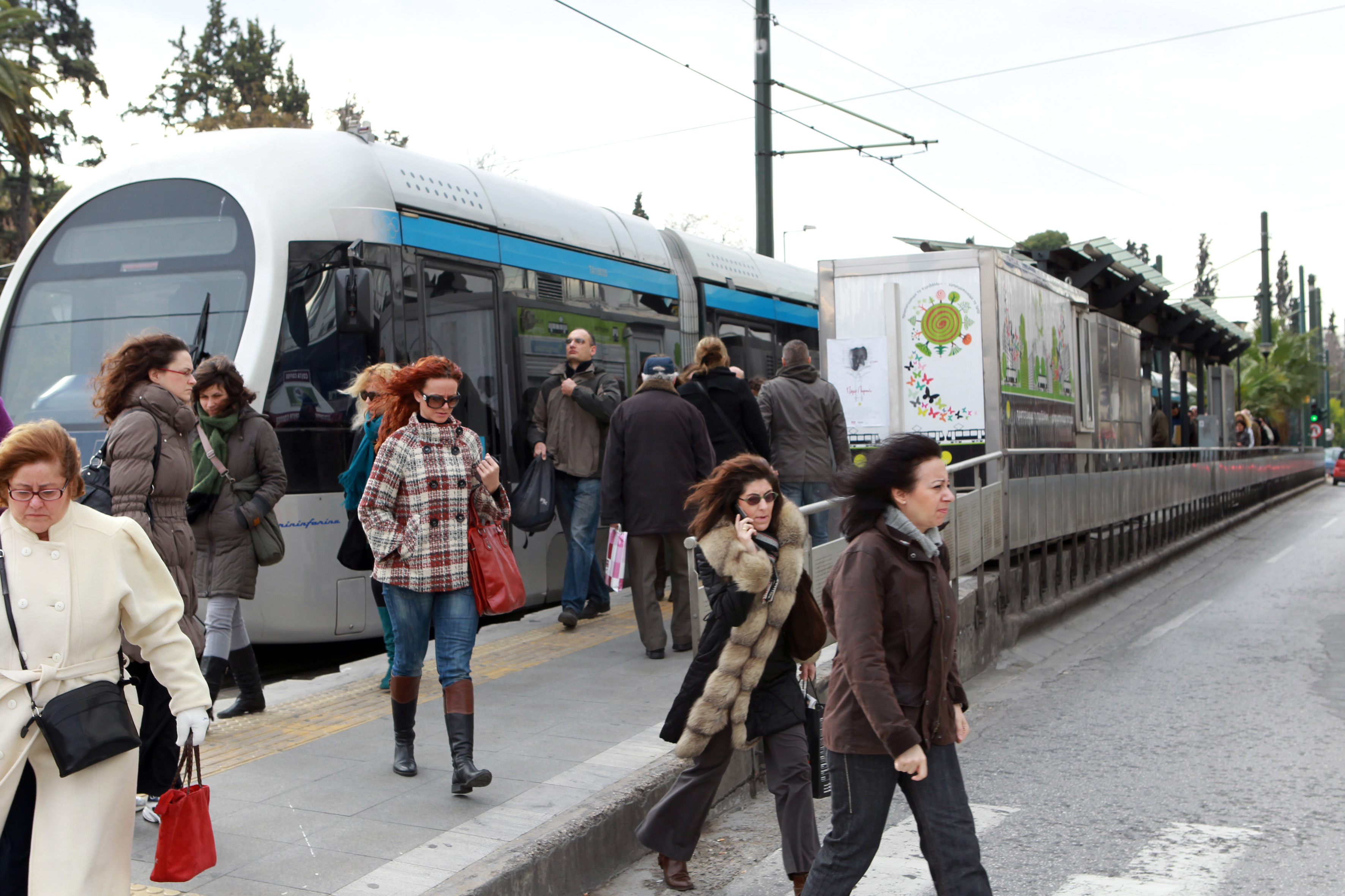 Τα δρομολόγια των μέσων μεταφοράς τις ημέρες του Πάσχα   tovima.gr