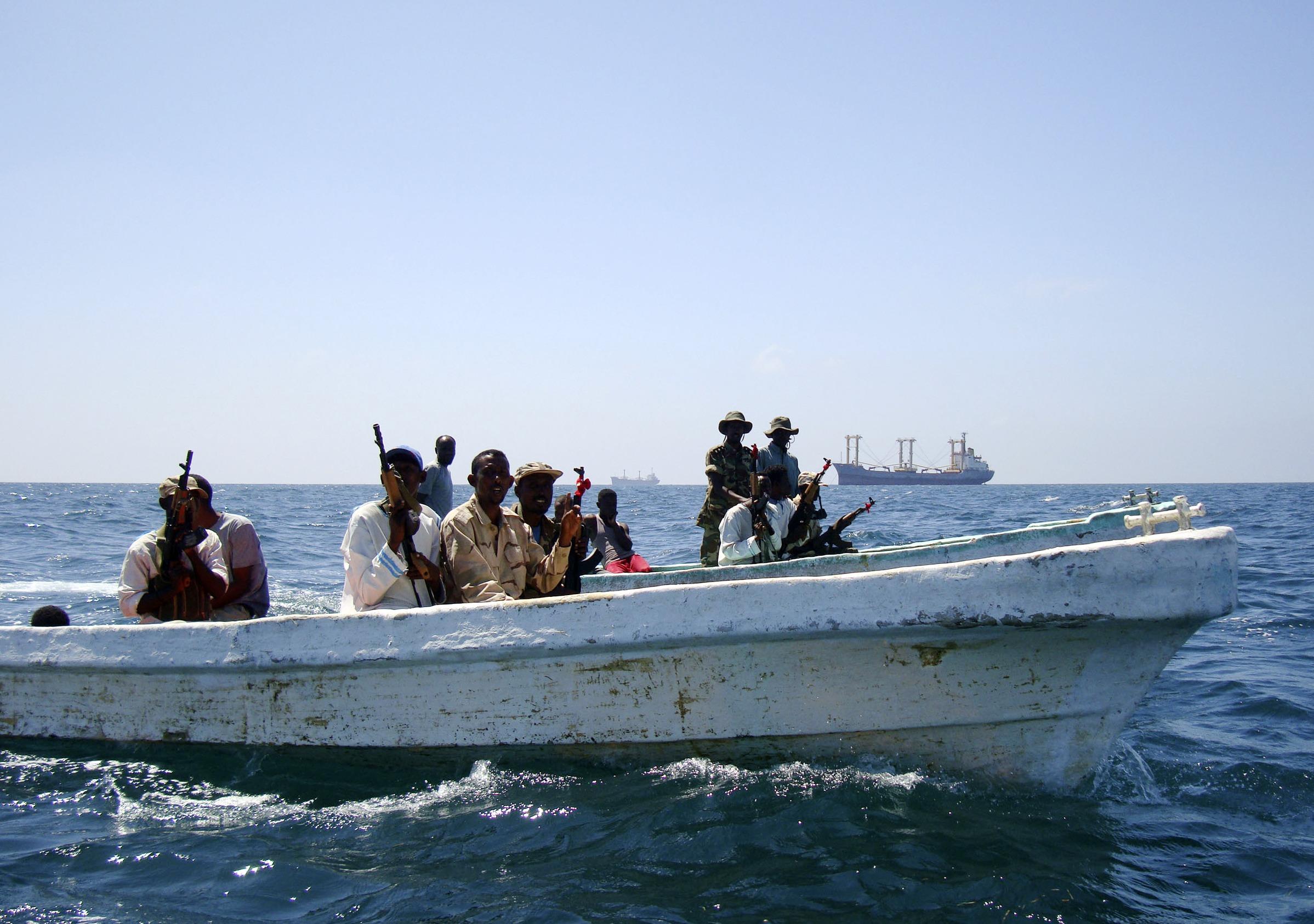 Πειρατεία σε ελληνόκτητο πλοίο στην Αραβική θάλασσα | tovima.gr