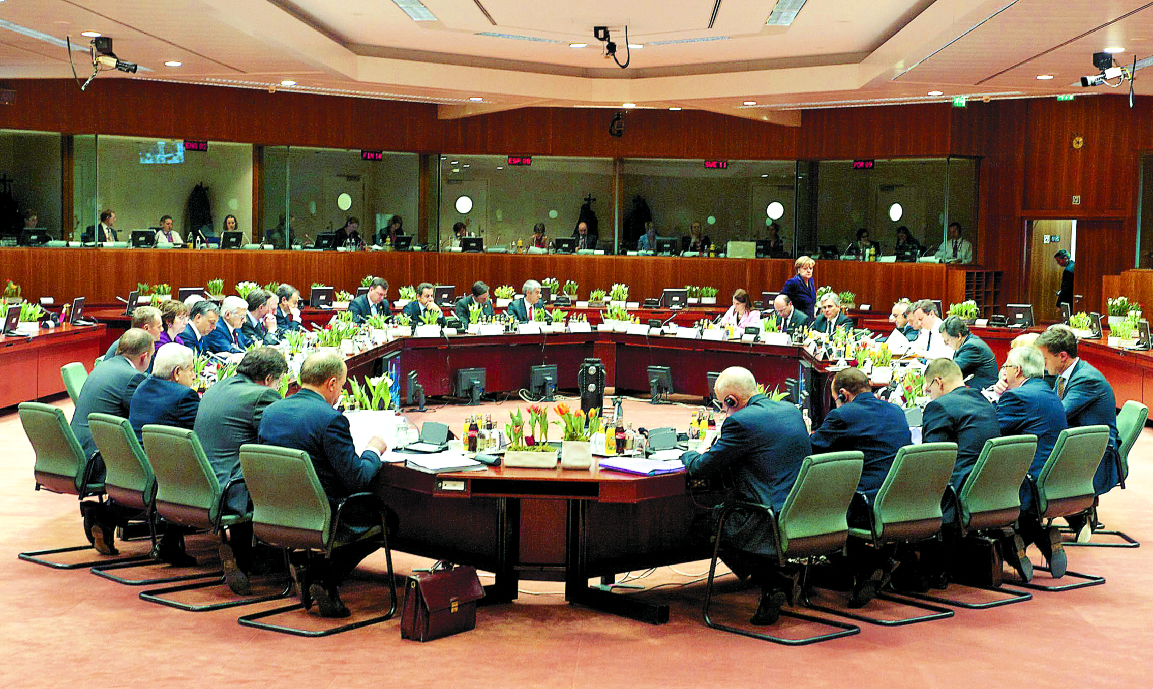 Σύνοδος Κορυφής: Εκτός ατζέντας το ελληνικό πρόβλημα | tovima.gr