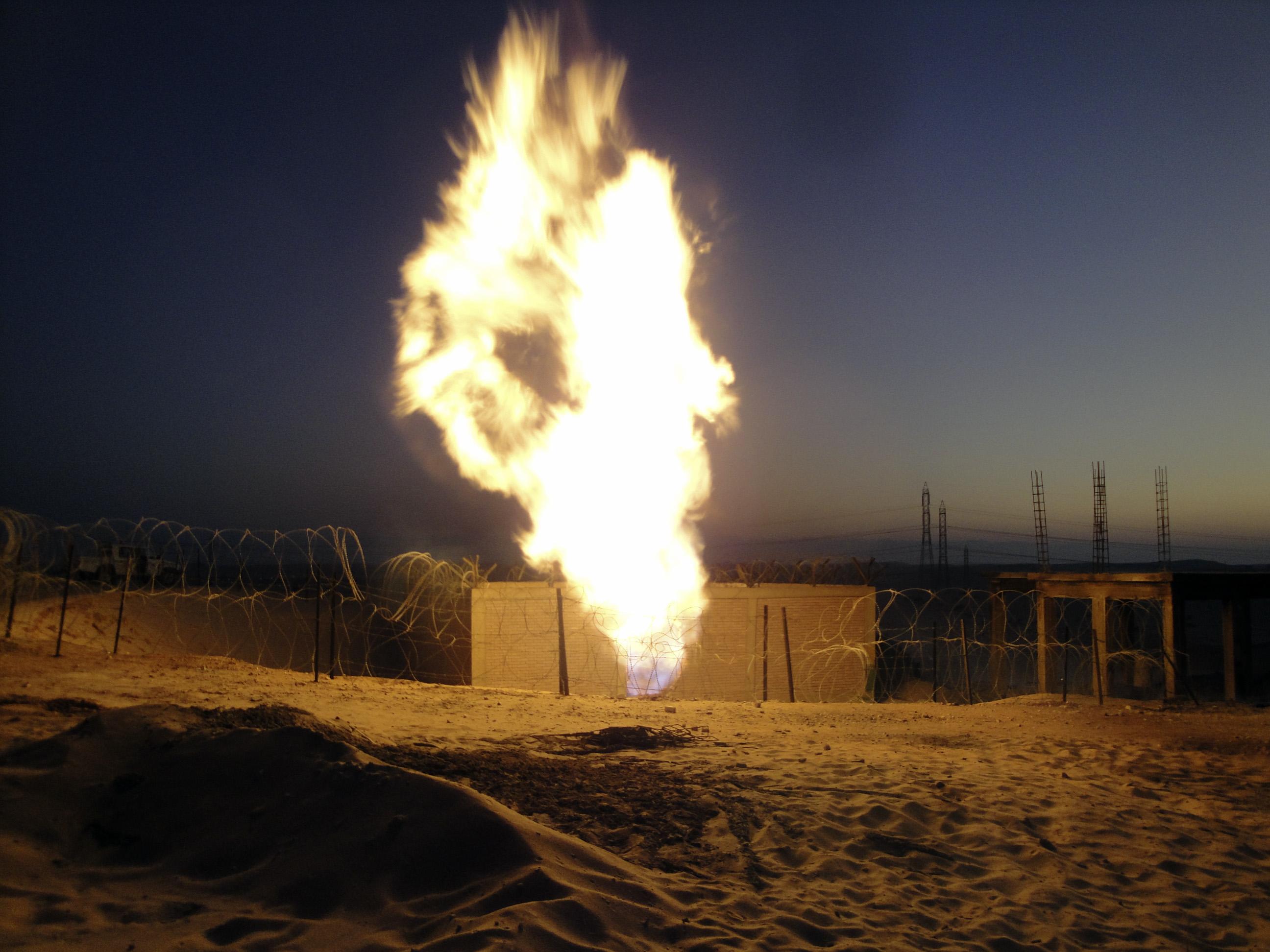 Αίγυπτος: Εκρηξη σε αγωγό φυσικού αερίου   tovima.gr
