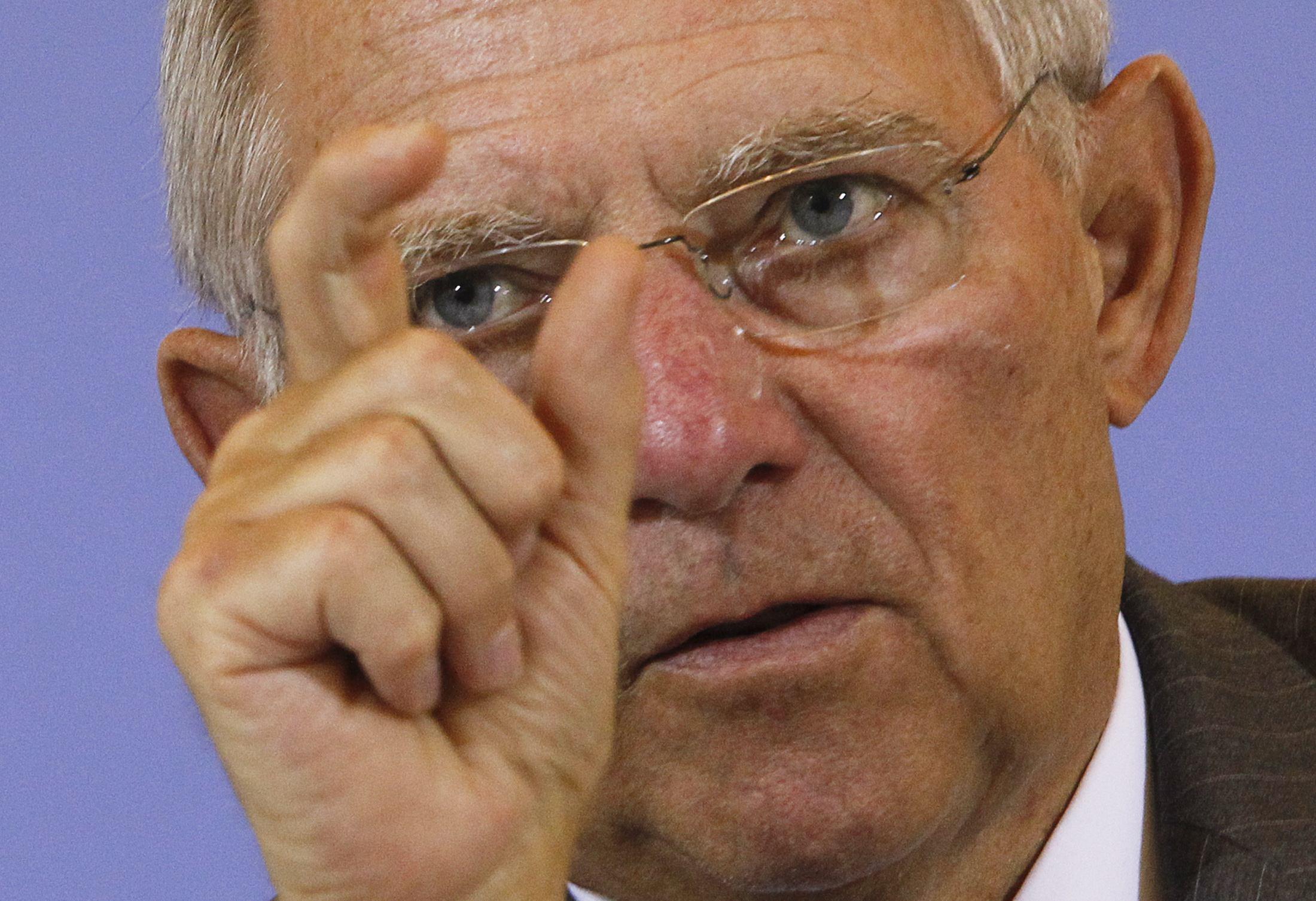 Β. Σόιμπλε: Η επιμήκυνση δεν θα λύσει τα προβλήματα της Ελλάδας | tovima.gr