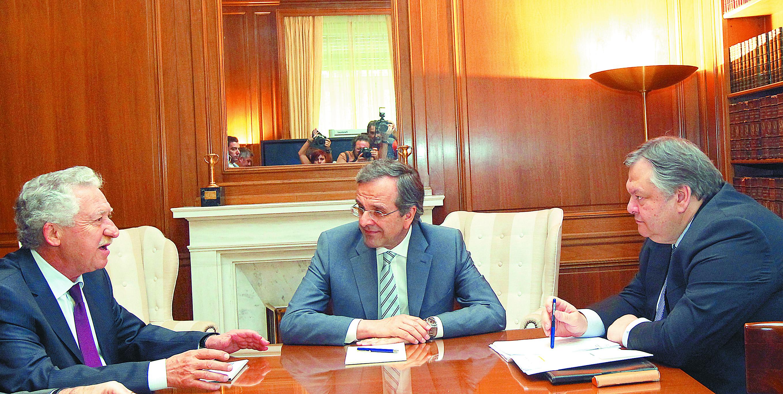 Το βασικό σενάριο περικοπών του πακέτου των 11,5 δισ. ευρώ | tovima.gr