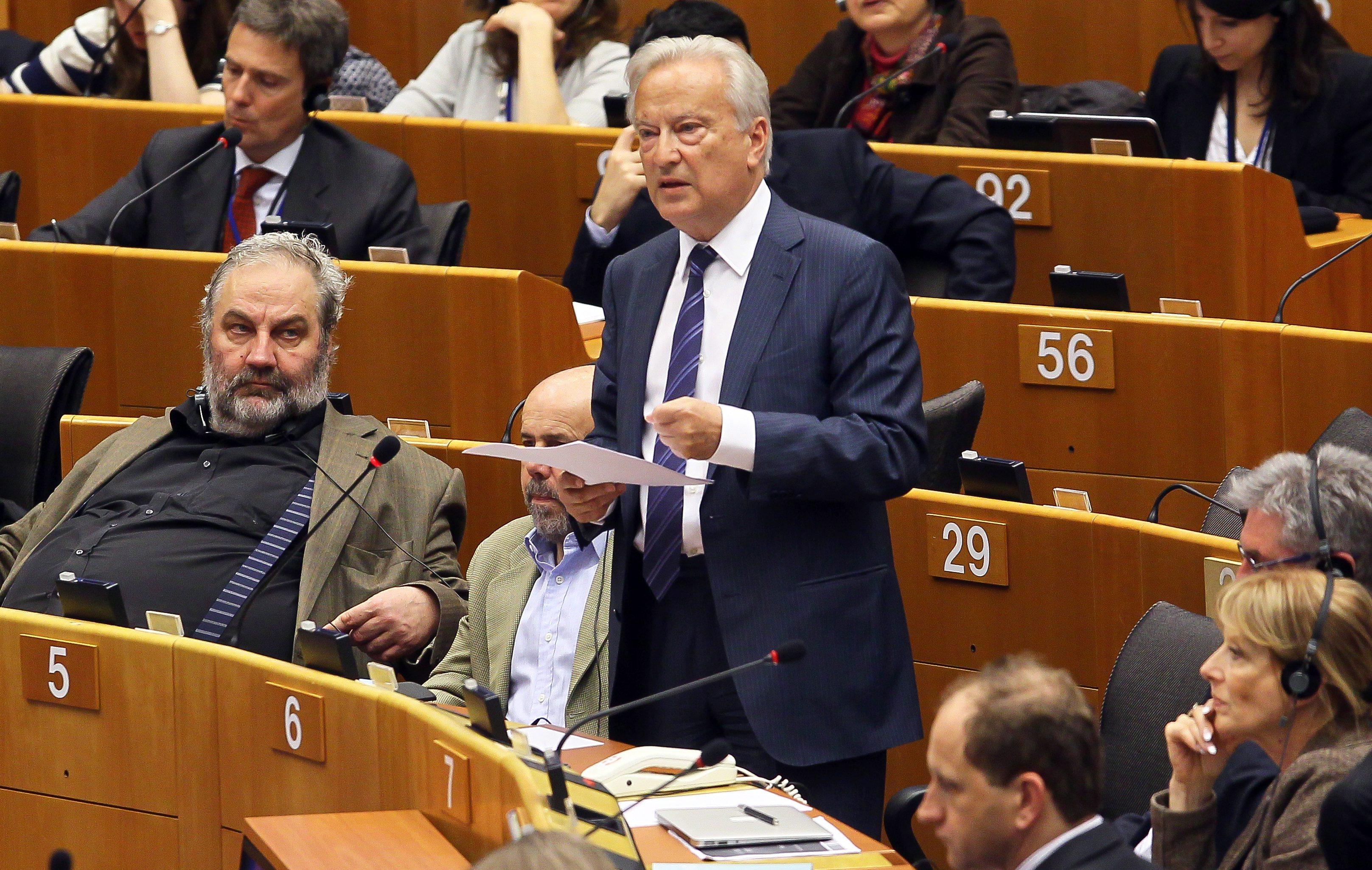 Χ. Σβόμποντα: Μεγαλύτερος έλεγχος, ή διακοπή χρηματοδότησης της Ελλάδας | tovima.gr