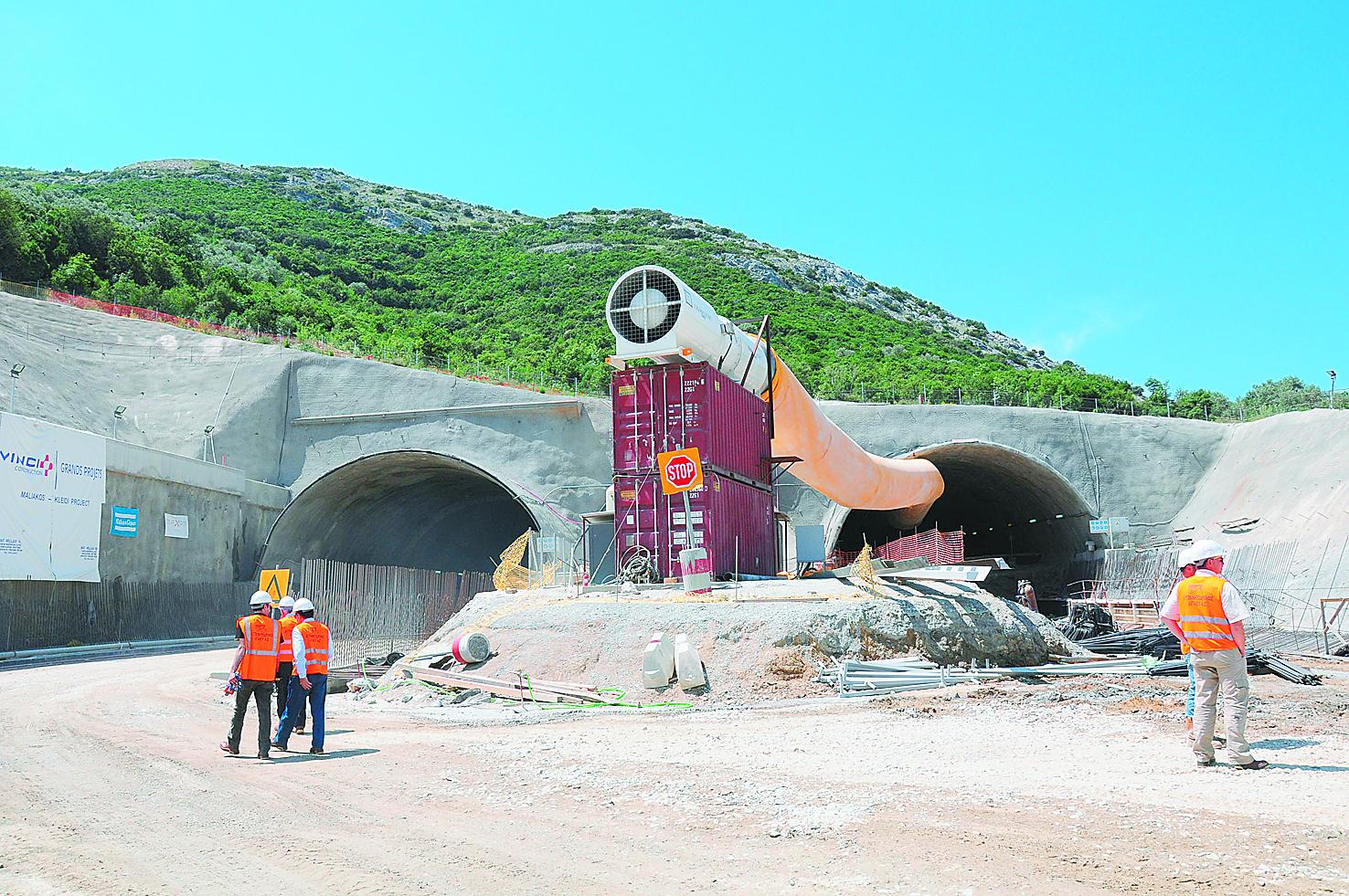 Η κατασκευή των μεγάλων έργων προτεραιότητα για την κυβέρνηση | tovima.gr