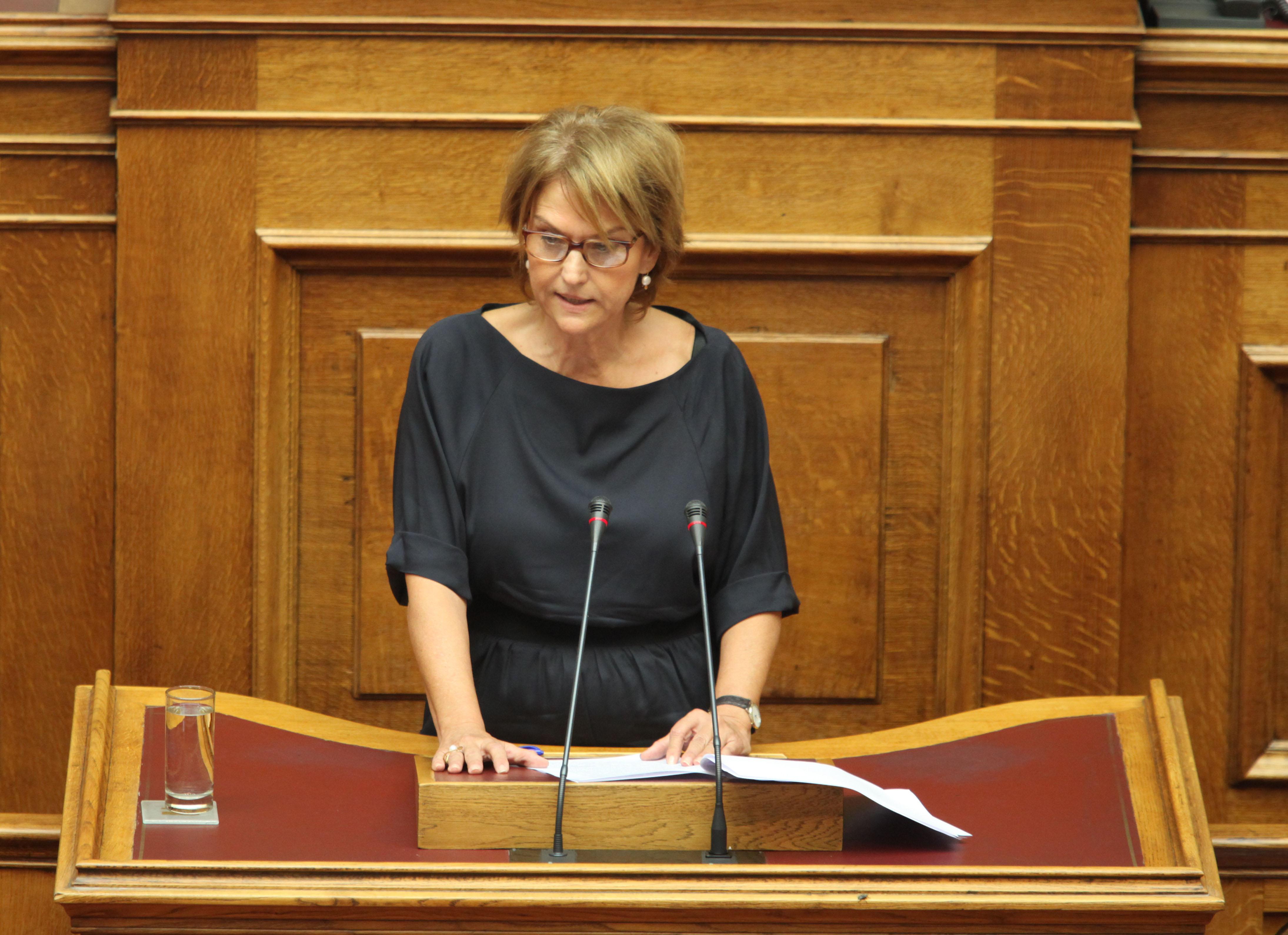 Πολιτικό θέμα η «επιστολή» Ρεπούση για τις γενοκτονίες | tovima.gr
