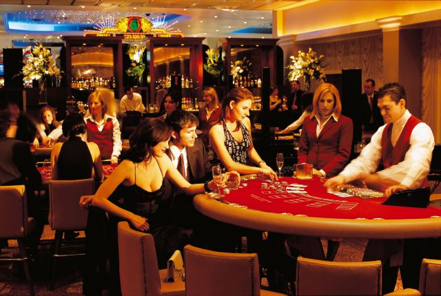 Greece taken to European Courts over casino tickets   tovima.gr