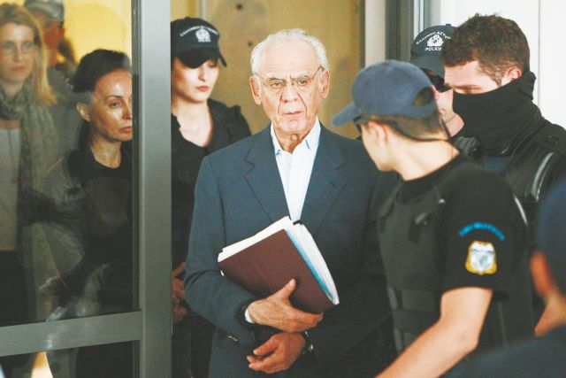 """Tsohatzopoulos claims trial """"staged assignation attempt"""" 