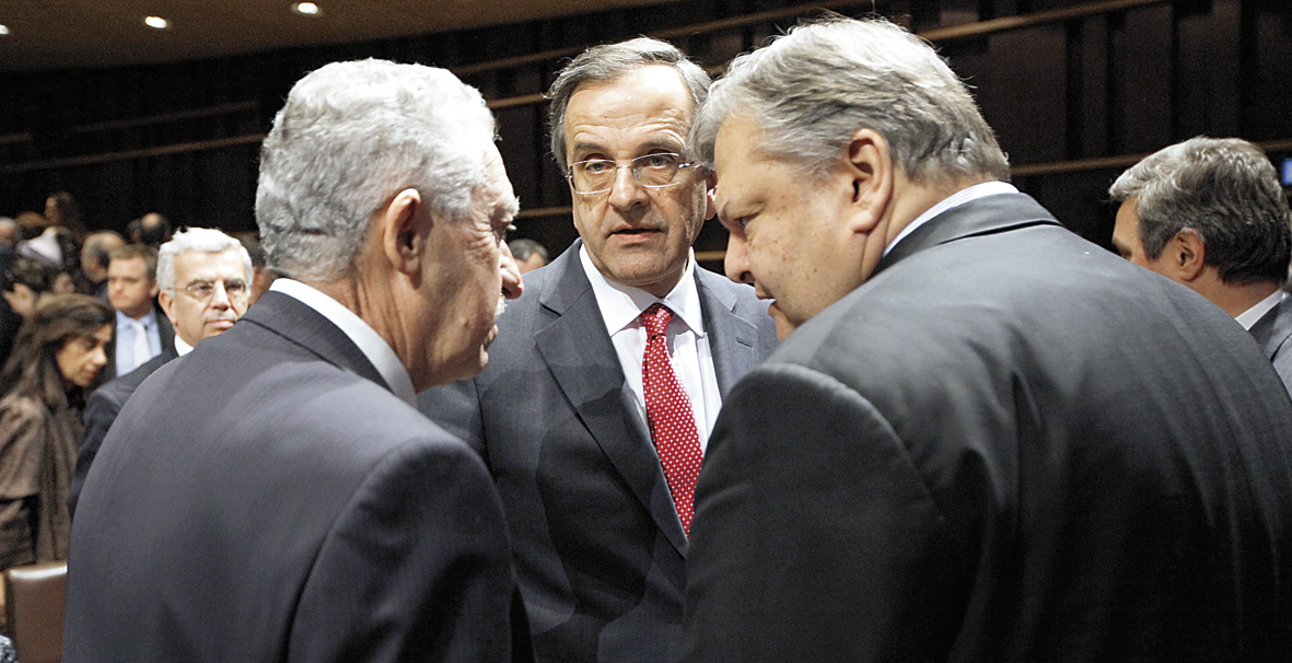 Σε οριακή κατάσταση η τρικομματική συνεργασία – Ολα θα κριθούν στη συνάντηση της Δευτέρας των πολιτικών αρχηγών   tovima.gr