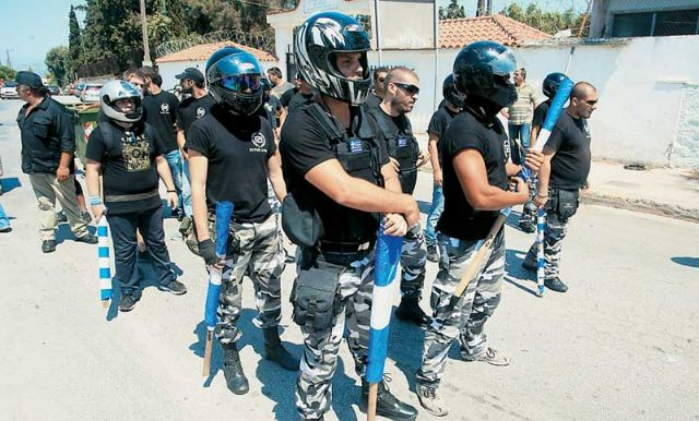 Telephone conversation transcipts expose Golden Dawn crimes | tovima.gr