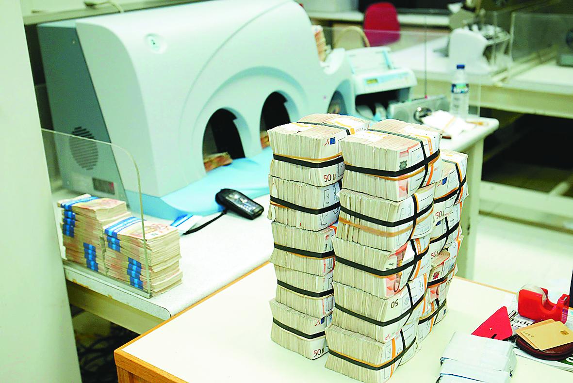 Πρωτογενές πλεόνασμα ύψους 2,63 δισ. ευρώ στο εννιάμηνο | tovima.gr