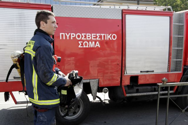 Fire ravages IKA offices in Glyfada | tovima.gr