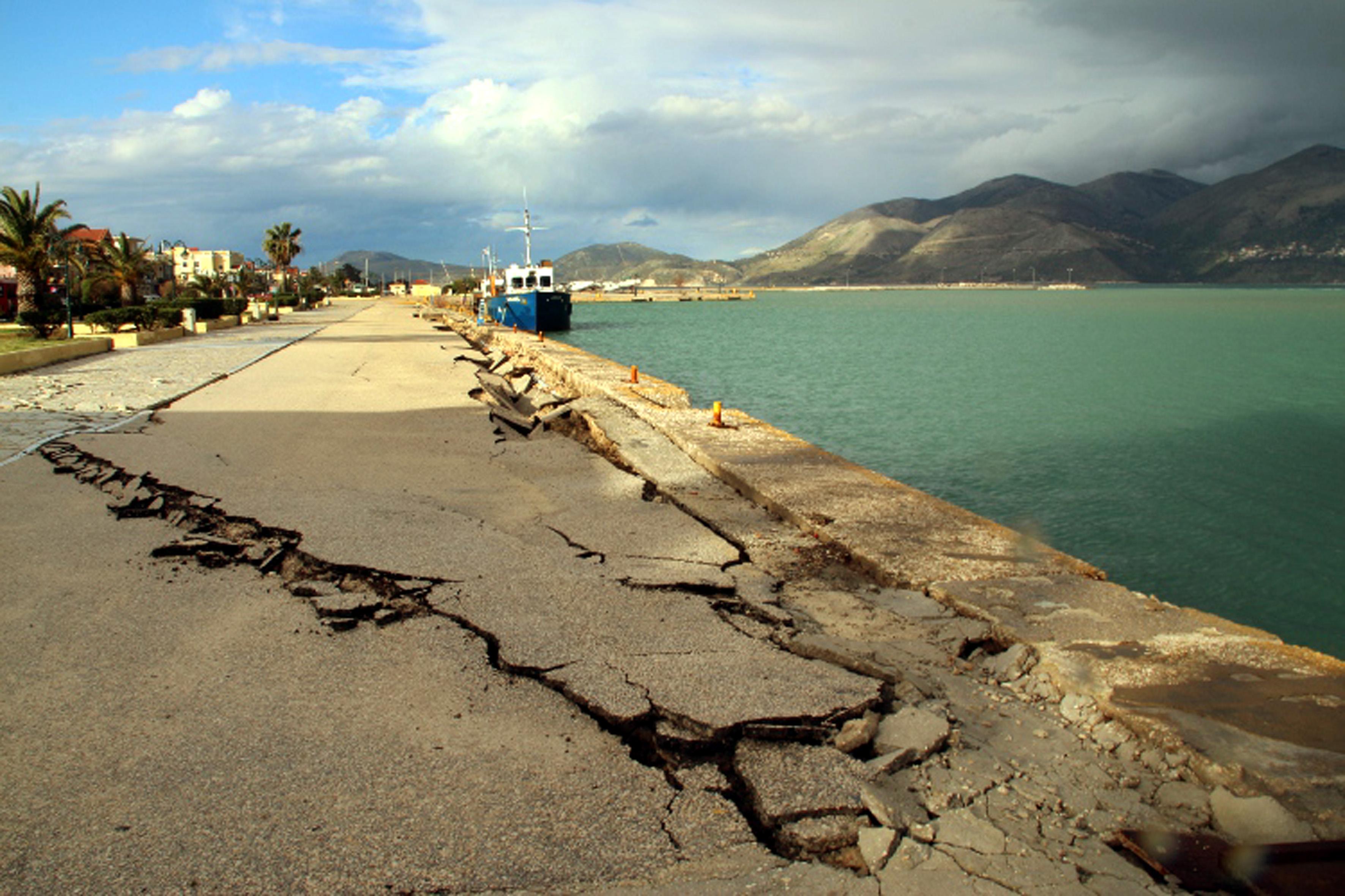 Κεφαλονιά: Νέα σεισμική δόνηση 4,1 βαθμών | tovima.gr