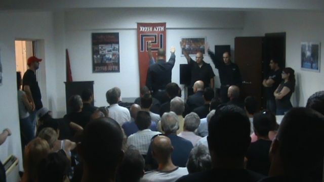 Detained Golden Dawn MPs to testify on 18th of March | tovima.gr