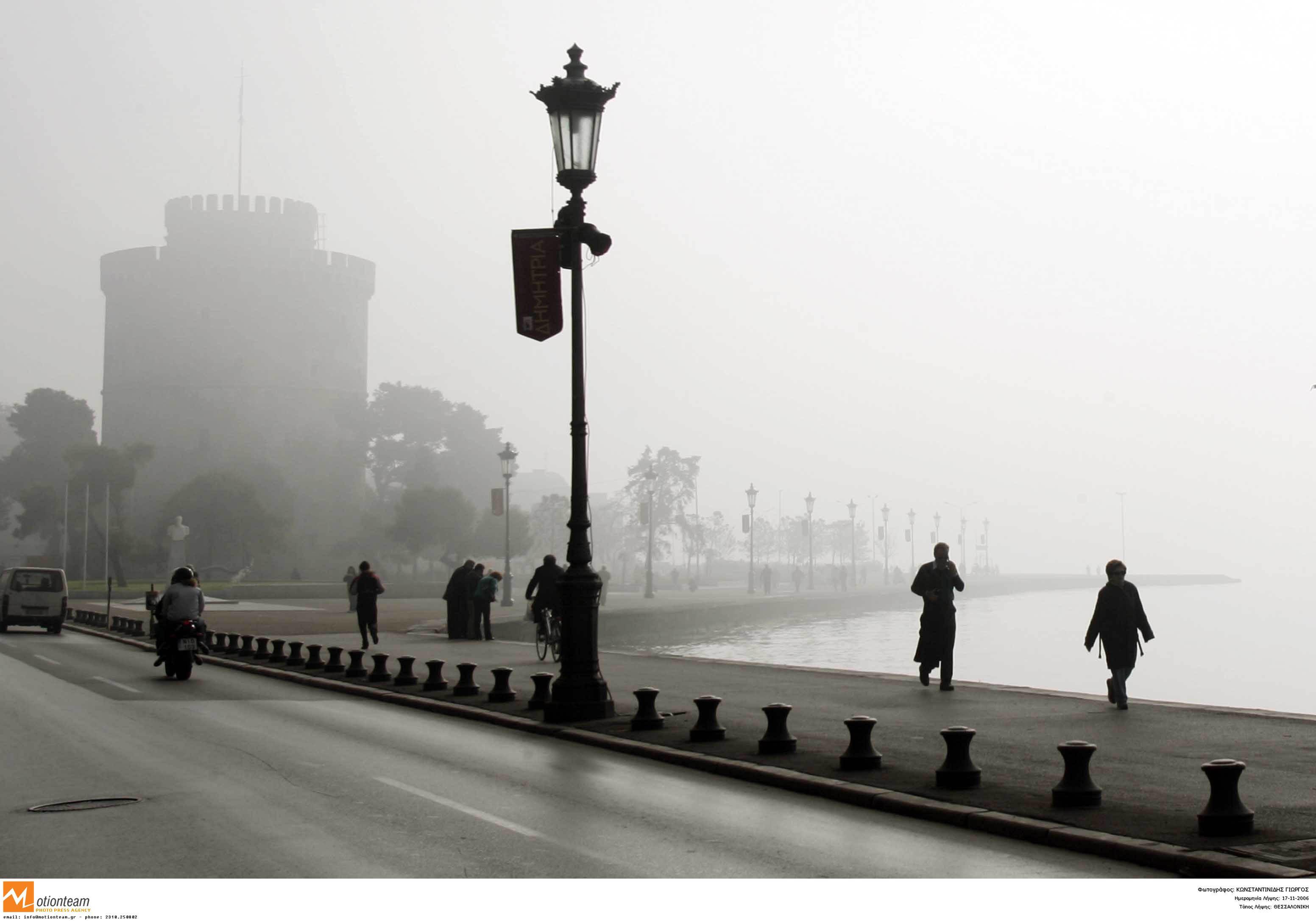 Θεσσαλονίκη: Σοβαρά προβλήματα προκάλεσε η έντονη βροχόπτωση   tovima.gr