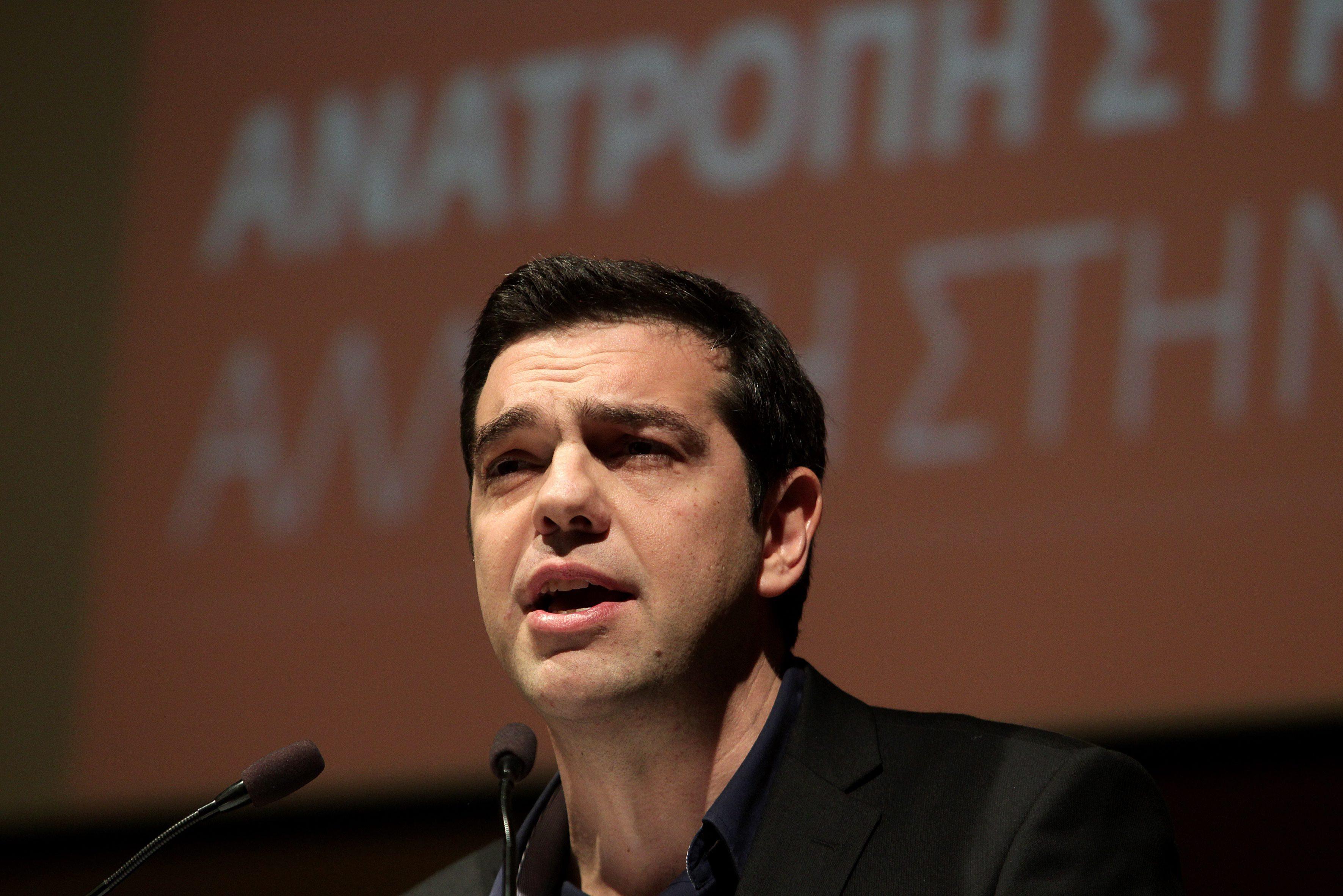 Τσίπρας: Η έξοδος μίας χώρας θα οδηγούσε στη διάλυση του ευρώ | tovima.gr