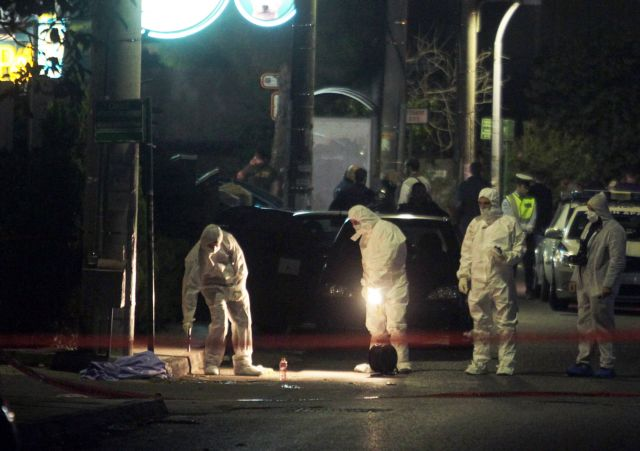 Police suspect murdered 31yo was involved in N. Iraklio shooting | tovima.gr