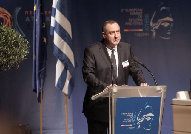 """Michelakis: """"No problems or delays in European and local elections""""   tovima.gr"""