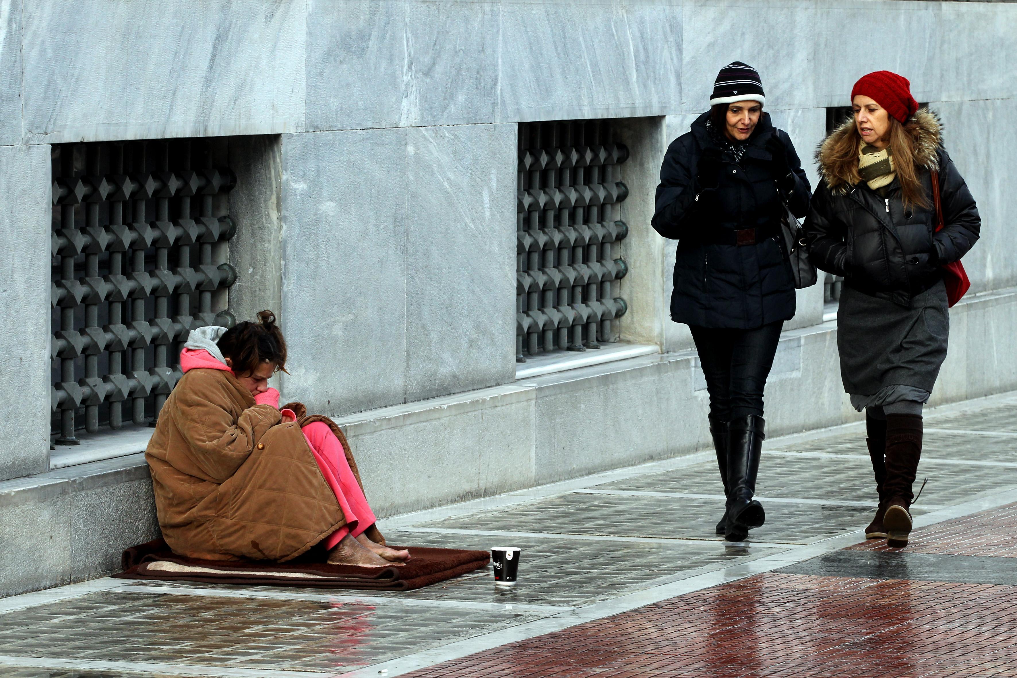 ΕΛΣΤΑΤ: Το  34,6% των ελλήνων ζουν κάτω από το όριο της φτώχειας | tovima.gr