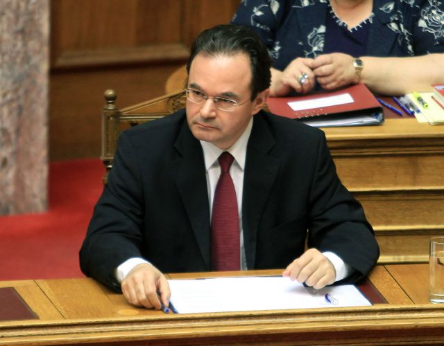 Giorgos Papakonstantinou referred to Special Court | tovima.gr