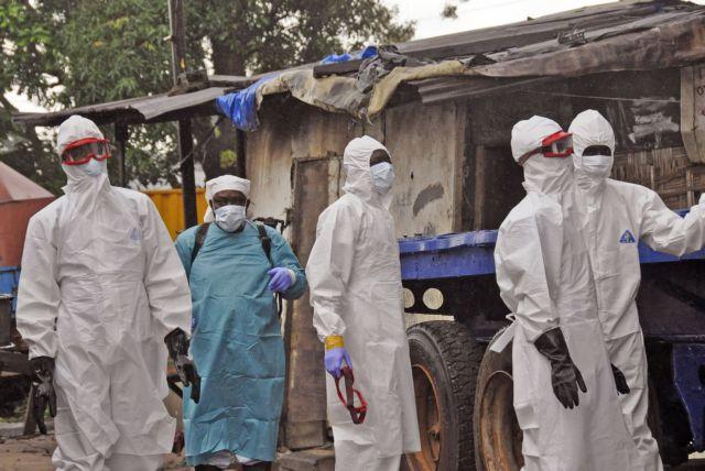 ΕΕ: Στήριξη 140 εκατ. ευρώ για την καταπολέμιση του Έμπολα | tovima.gr