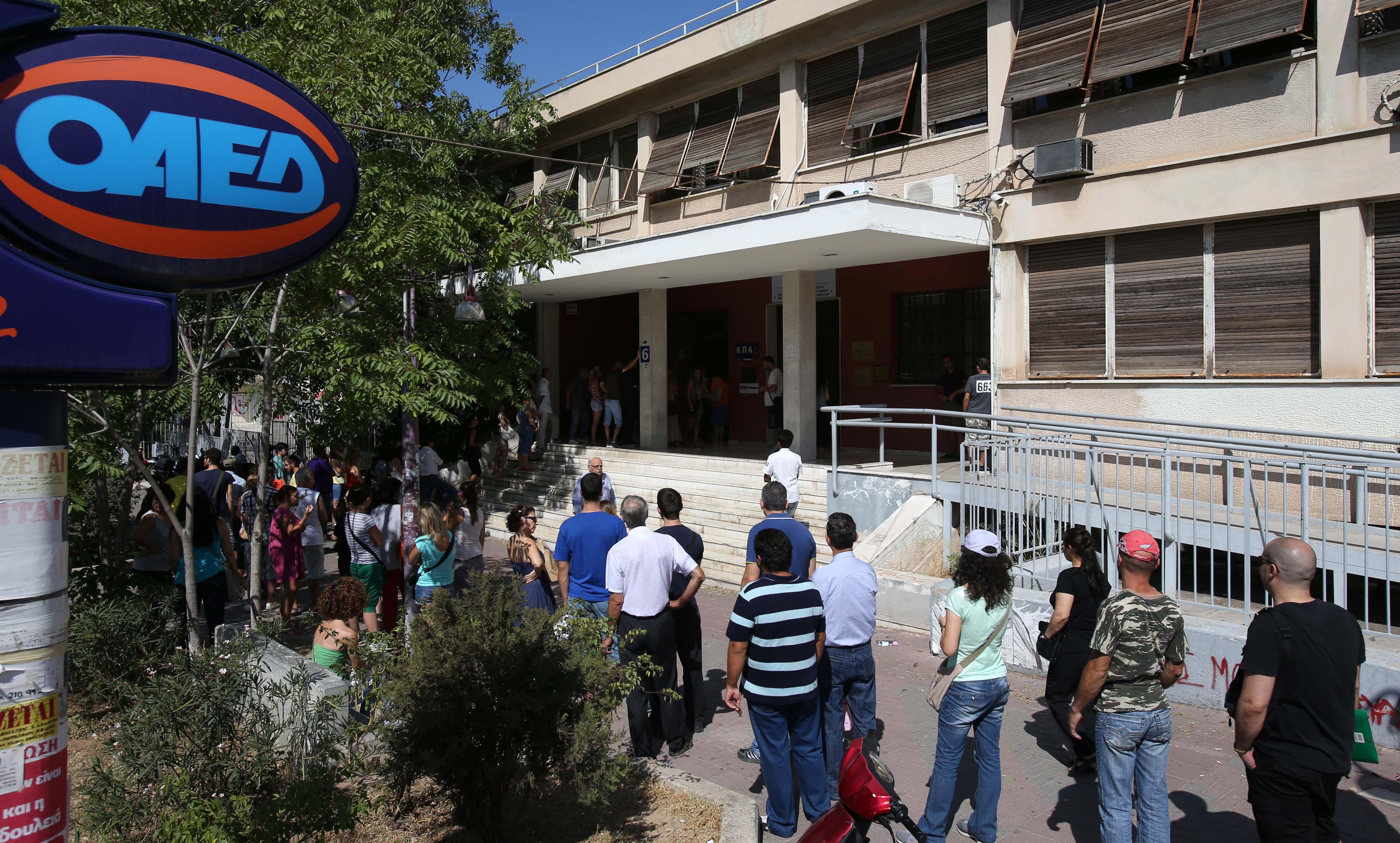 Νέα προγράμματα απασχόλησης για 21.620 ανέργους από τον ΟΑΕΔ   tovima.gr