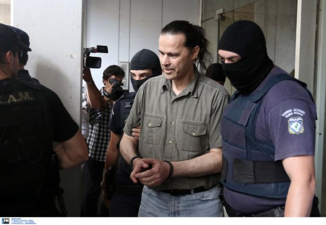 Appeal Court to reexamine Savvas Xiros house arrest appeal   tovima.gr