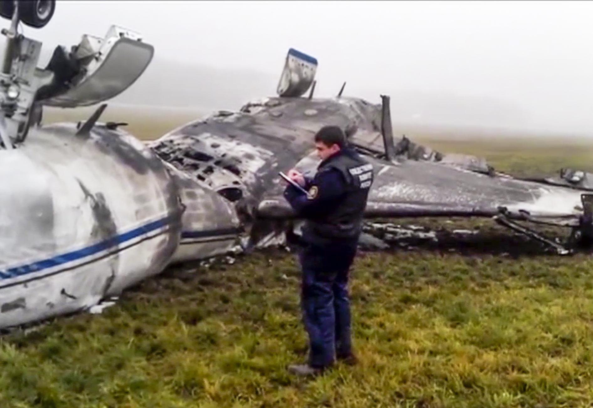 Ρωσία: Νέα σύγκρουση αεροσκάφους-οχήματος σε αεροδρόμιο | tovima.gr