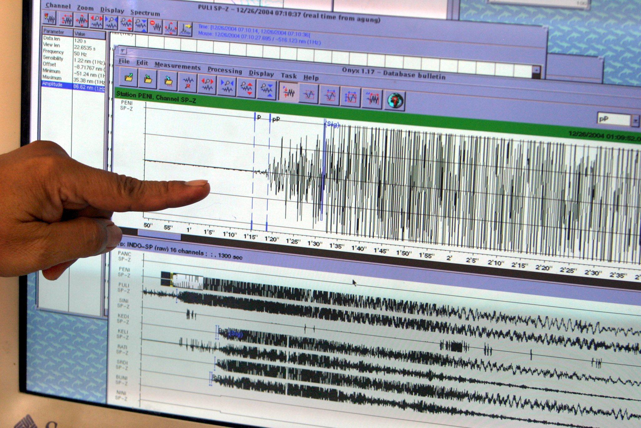 Σεισμική δόνηση 7,1 βαθμών στα νησιά Φίτζι | tovima.gr