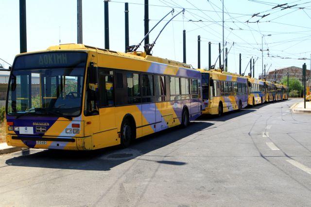 Τι αλλάζει στα δρομολόγια λεωφορείων – τρόλεϊ από Δευτέρα | tovima.gr