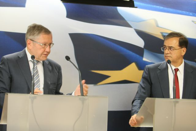 Troika objects to government's 100 installments measure | tovima.gr