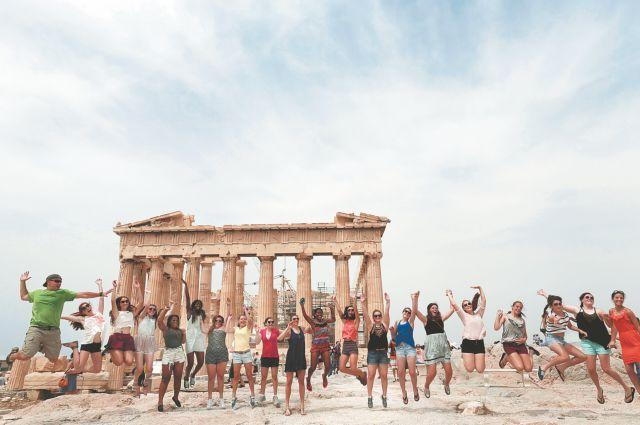 Πάνω από 50 συναντήσεις για την Αθήνα στη World Travel Market | tovima.gr