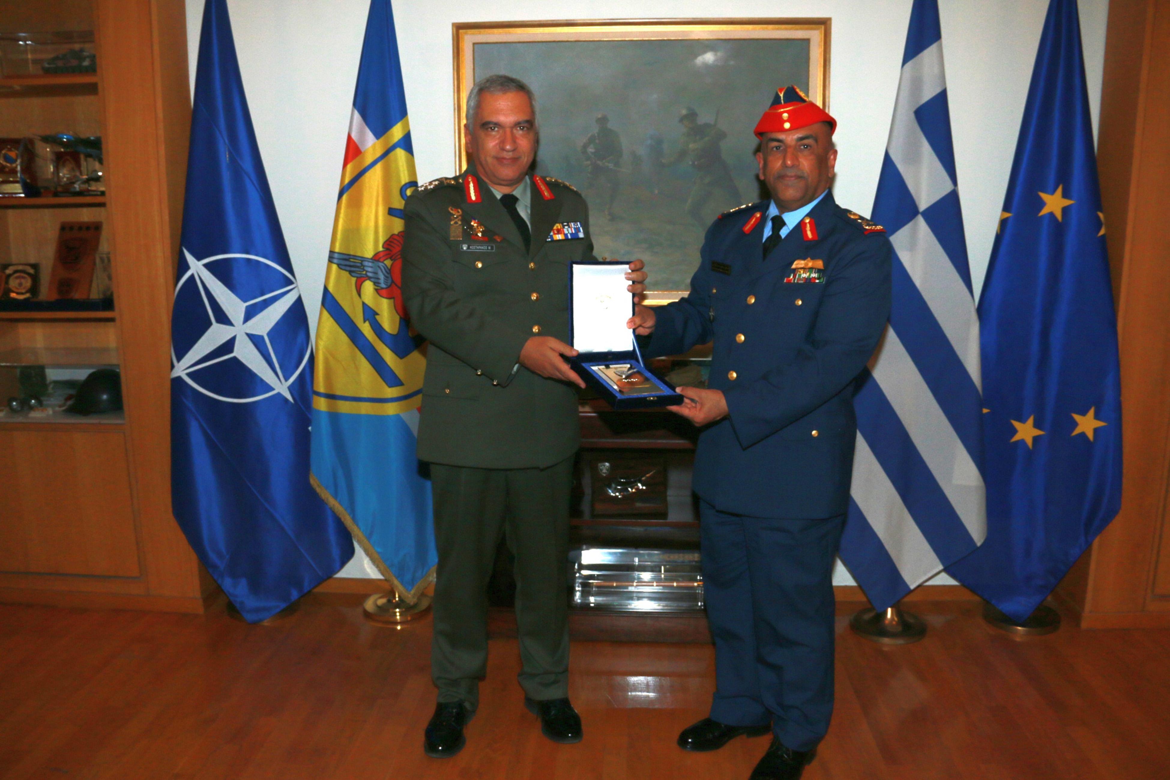 Ο Α/ΓΕΕΘΑ στρατηγός Κωσταράκος επικεφαλής της Στρατιωτικής Επιτροπής της ΕΕ   tovima.gr
