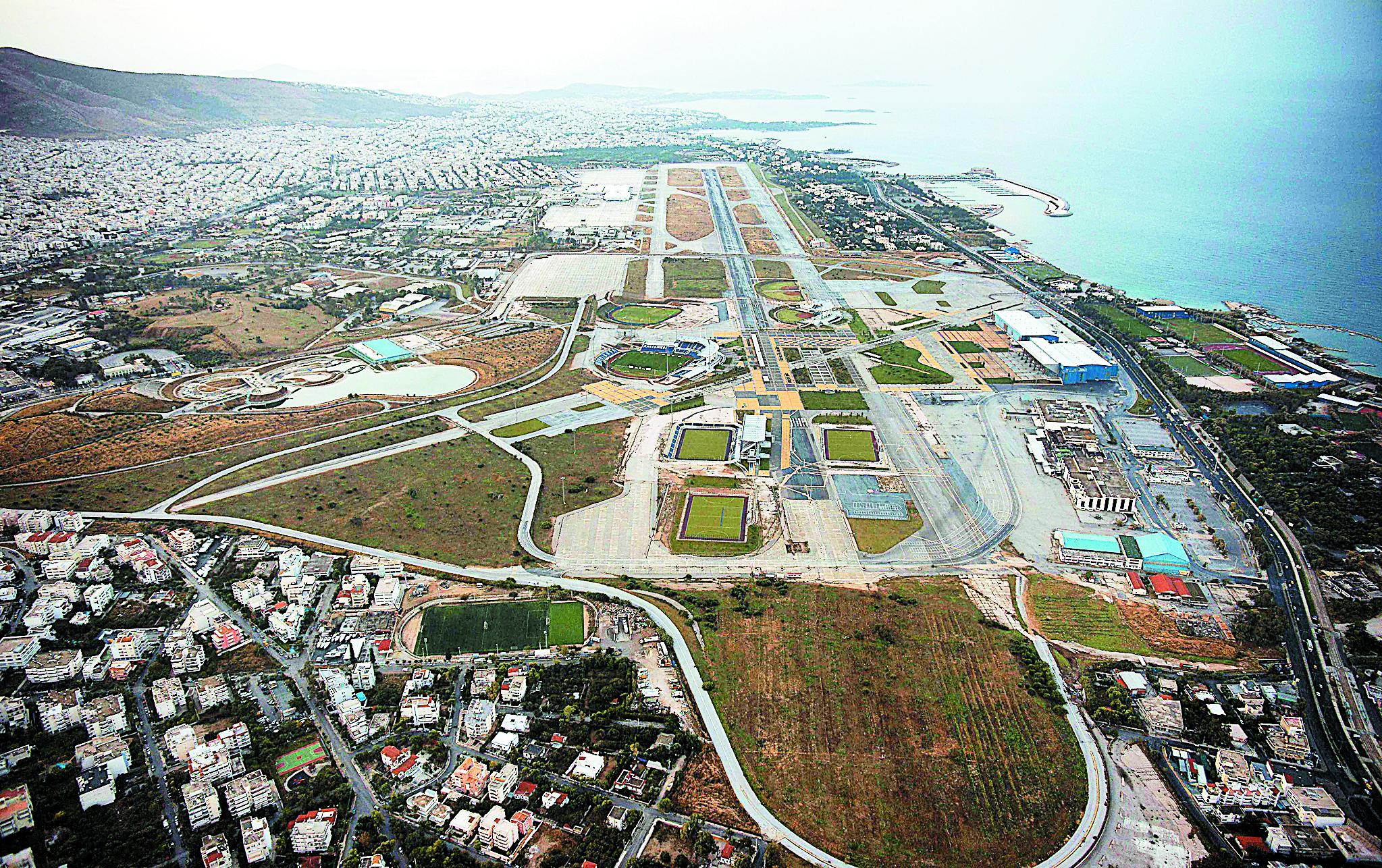 ΣΥΡΙΖΑ: Η σύμβαση για το Ελληνικό είναι παράνομη | tovima.gr