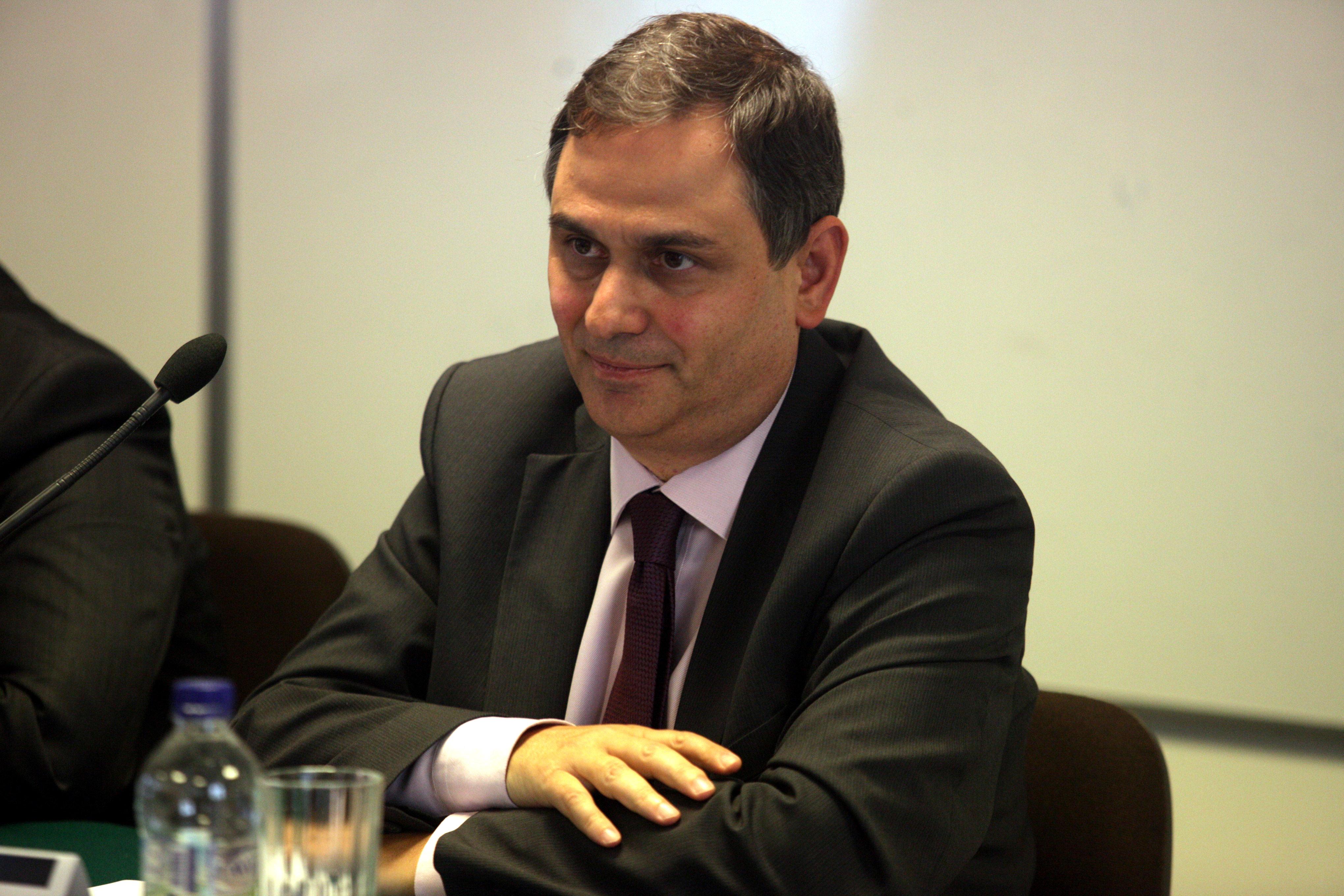 Σαχινίδης: Υπέρ της πρότασης Παπανδρέου για συνέδριο στο ΠαΣοΚ | tovima.gr