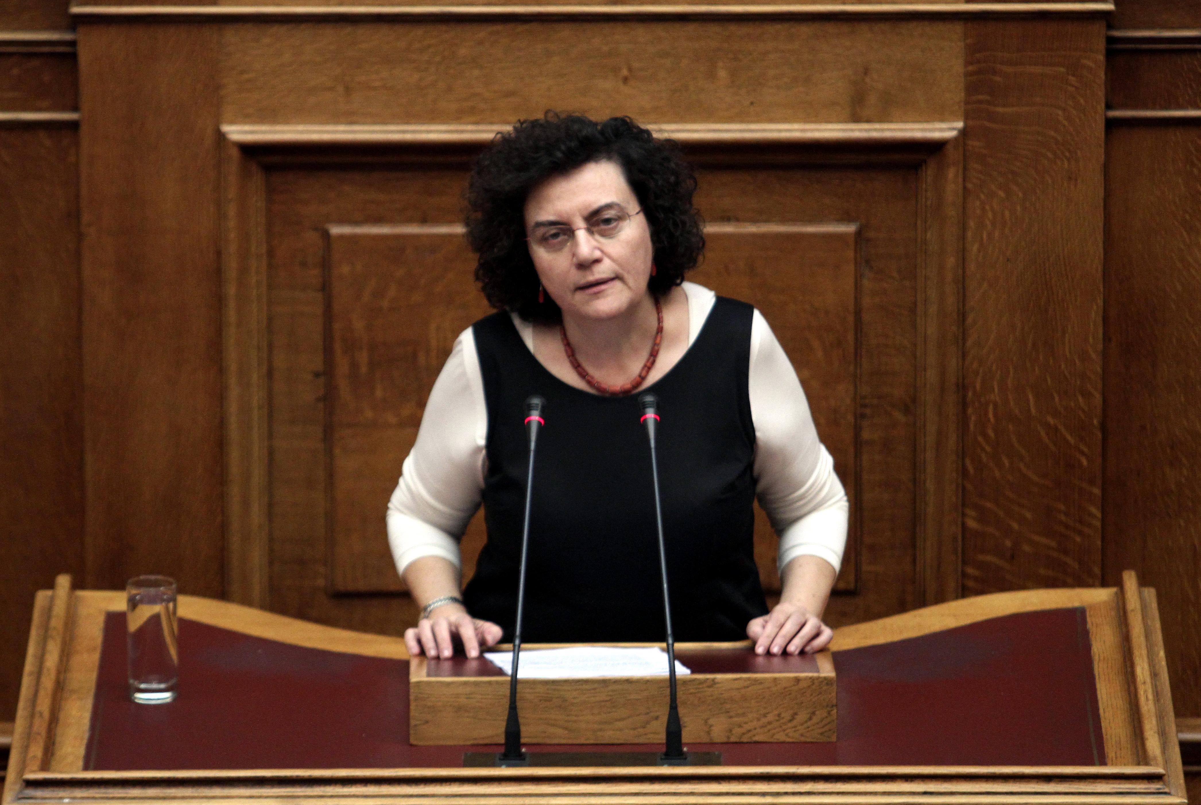 Ν. Βαλαβάνη: Συμμαχία με Κίνα και Ρωσία υπέρ των εργαζομένων   tovima.gr