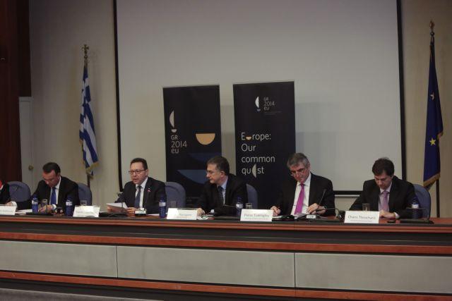 Π.Τσακλόγλου: Πολύ υψηλό το διακύβευμα για να μη βρεθεί η λύση | tovima.gr