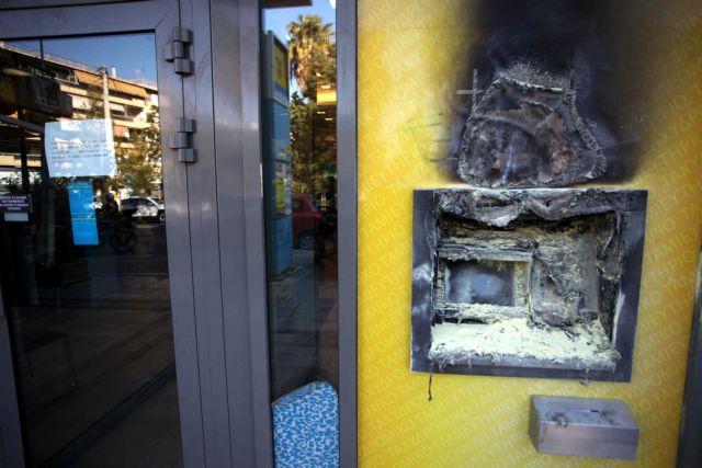 Εμπρηστικές επιθέσεις σε Άγιο Δημήτριο και Καλλιθέα   tovima.gr