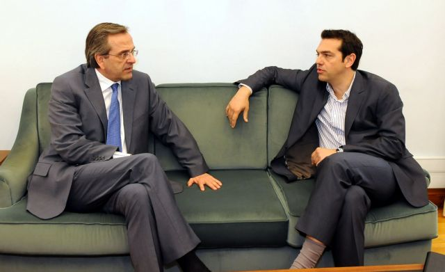 "WSJ: ""Samaras wants to scare voters, rather than persuade them"" 