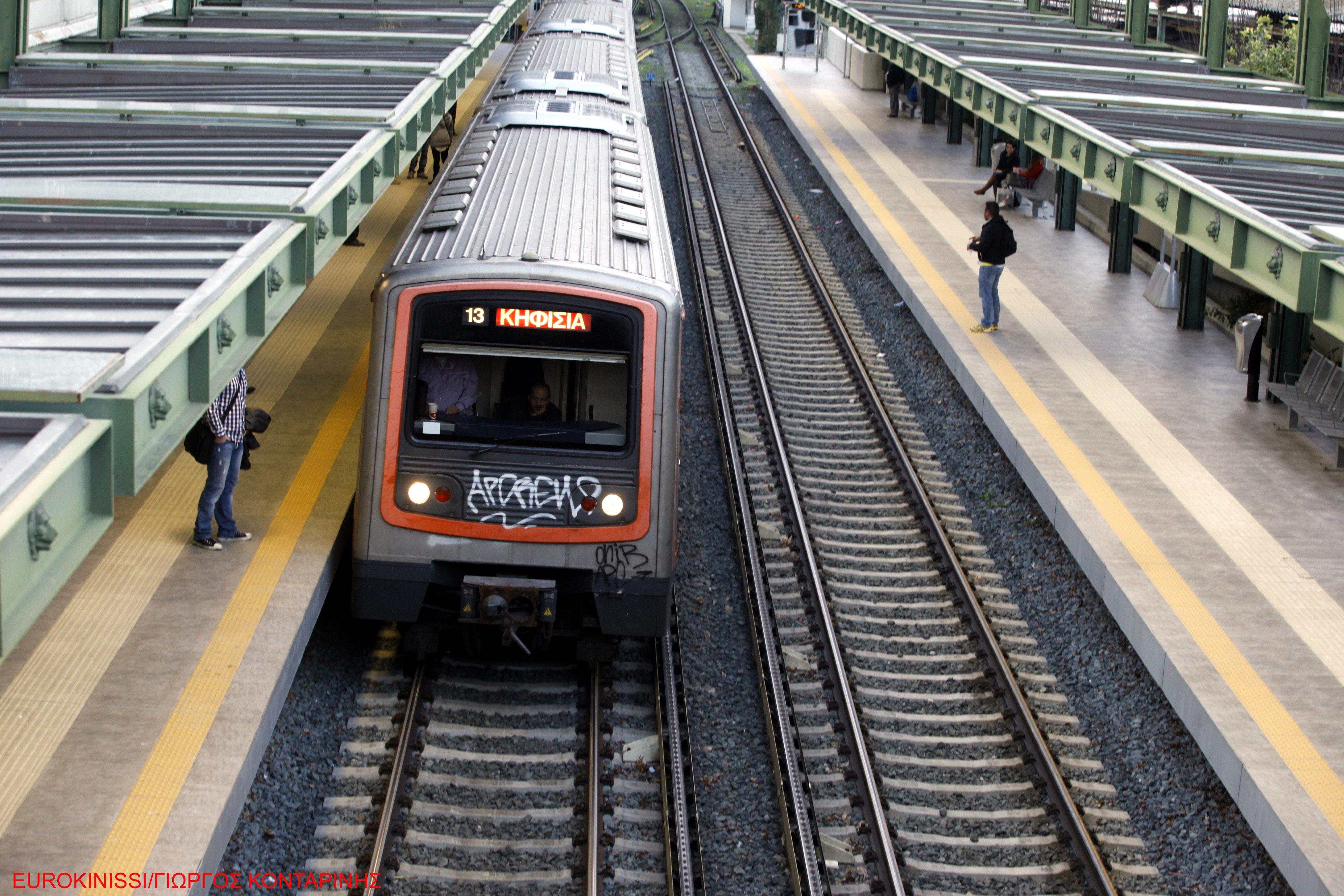 Ανω Πατήσια: Νεκρή η ηλικιωμένη που έπεσε στις γραμμές του τρένου | tovima.gr