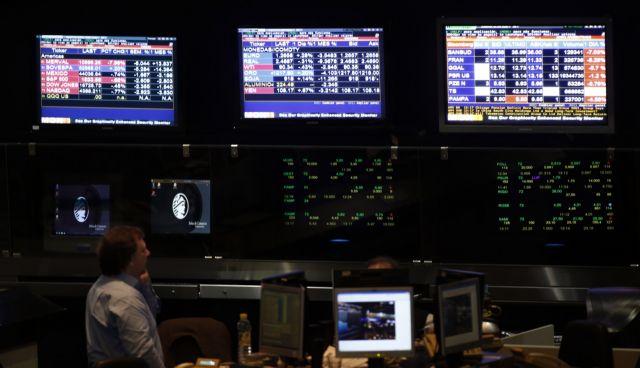 Αργεντινή: Βουτιά 8,28% στο χρηματιστήριο   tovima.gr