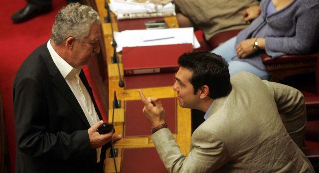 Democratic Left and SYRIZA considering scope of alliance | tovima.gr
